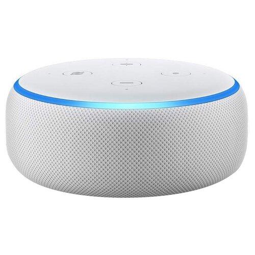 Умная колонка Amazon Echo Dot 3rd Gen, sandstone