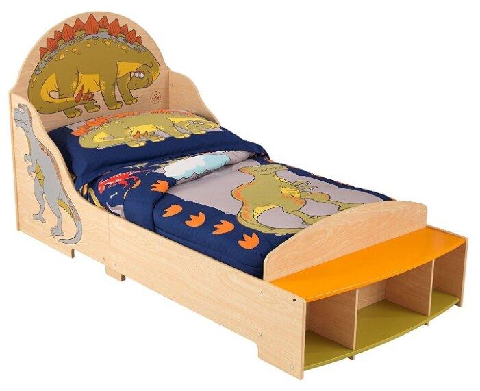 Кровать детская KidKraft Динозавр (без белья)