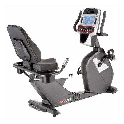 Горизонтальный велотренажер Sole Fitness LCR