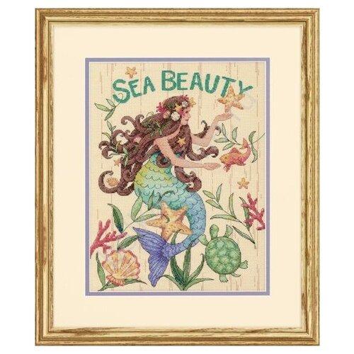 Dimensions Набор для вышивания Sea Beauty (Красота моря) 23 х 30 см (70-35376)