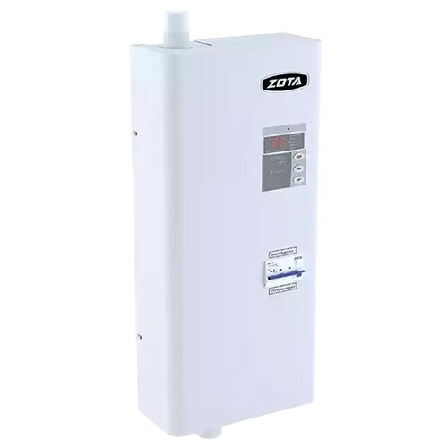 Электрический котел ZOTA 12 Lux 12 кВт одноконтурный zota 36 мк