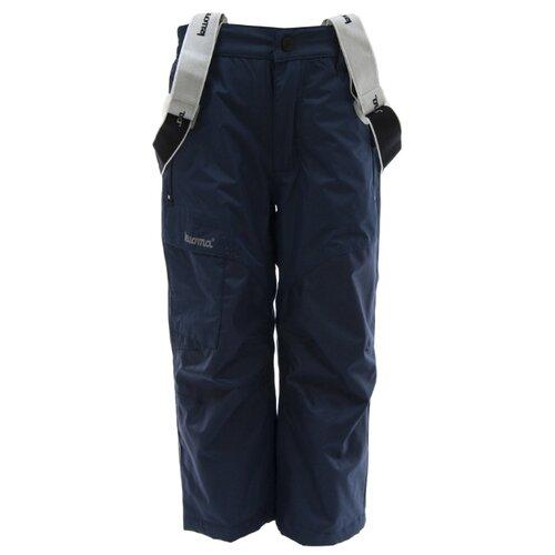 Купить Полукомбинезон Kuoma EMIL размер 116, синий, Полукомбинезоны и брюки