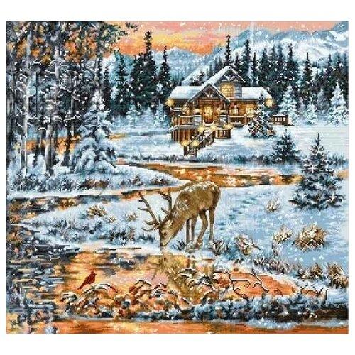 Купить Набор для вышивания Luca-S BU4022, Наборы для вышивания