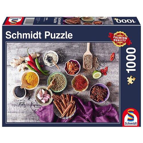 Пазл Schmidt Набор специй (58294), 1000 дет. пазл schmidt все для кухни 58141 1000 дет