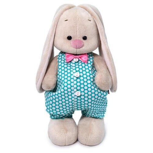 Купить Мягкая игрушка Зайка Ми в изумрудном комбинезоне 32 см, Мягкие игрушки