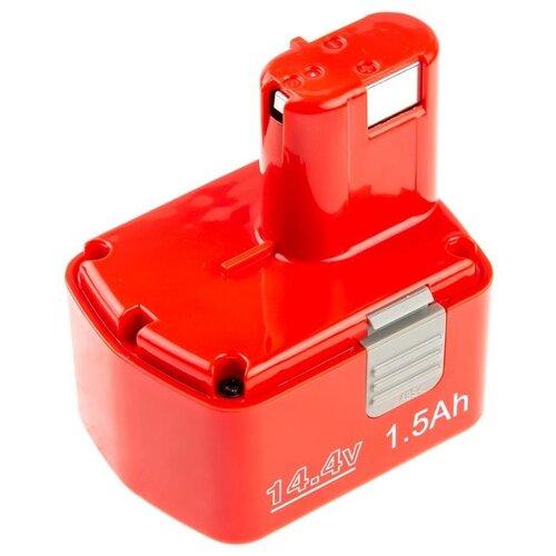 Аккумулятор Hammer Akh1415 Ni-Cd 14.4 В 1.5 А·ч аккумулятор для hammer premium ni cd acd144 acd144c