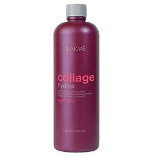 Фото - Lakme Collage hydrox Крем-окислитель, 12%, 1000 мл lakme collage hydrox крем окислитель 3% 1000 мл