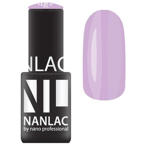 Фото - Гель-лак для ногтей Nano Professional Эмаль, 6 мл, NL 2181 опьянение страстью гель лак для ногтей kodi basic collection 12 мл 30 r терракотово красный эмаль