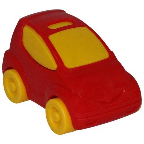 Купить Автомобиль легковой Полесье Беби Кар красный/желтый, Машинки и техника