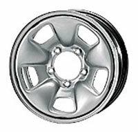 Колесный диск KFZ 9660 6.5x16/5x139.7 D108.4 ET25