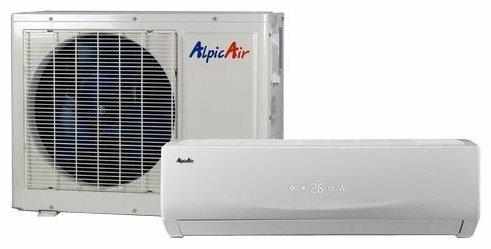 Сплит-система AlpicAir AWI/AWO-25HPDC1A