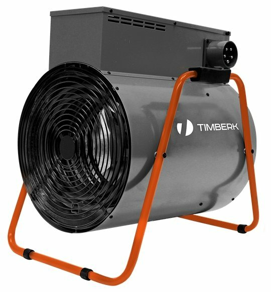 Электрическая тепловая пушка Timberk TIH RE8 12M (12 кВт)