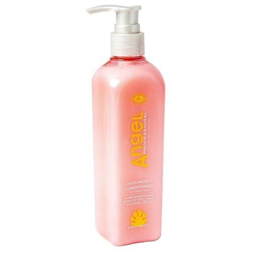 Angel Professional кондиционер Color Protect защита цвета окрашенных волос, 250 мл