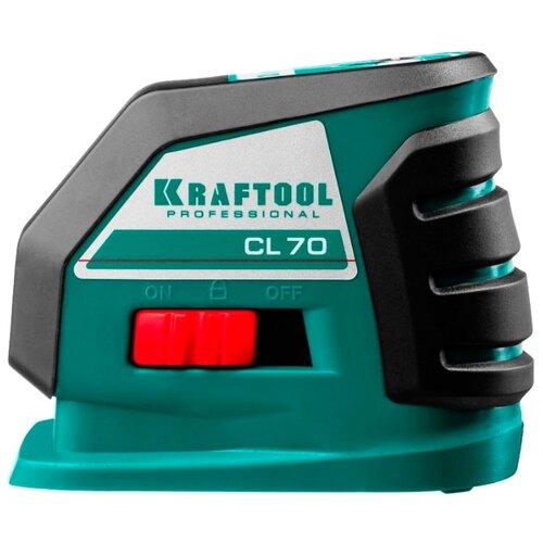 Лазерный уровень Kraftool CL70 (34660-4)