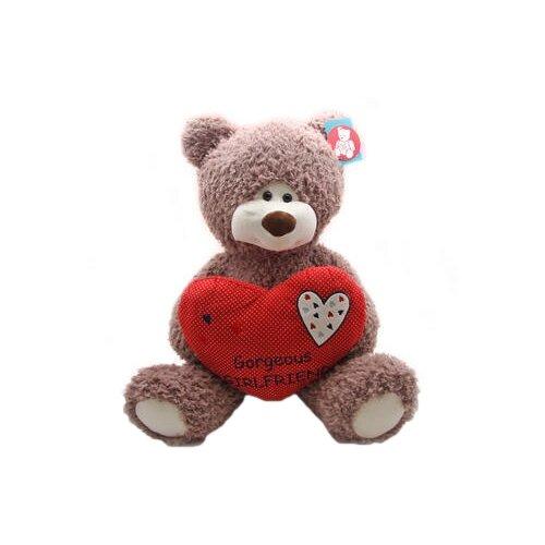 Мягкая игрушка Magic Bear Toys Мишка Альвисс 47 см magic bear toys мягкая игрушка мяч мягкий диаметр 7 см