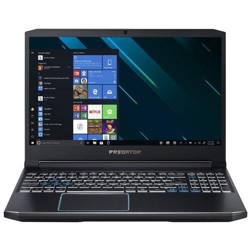 Ноутбук Acer Predator Triton 300 PT315-52-59V5 (NH.Q7CER.003), черный
