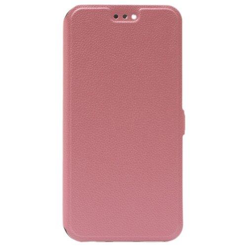 Чехол Gosso UltraSlim Book для Huawei Honor 7A Pro розовый