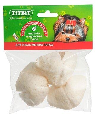 Лакомство для собак Titbit Губы бараньи мини
