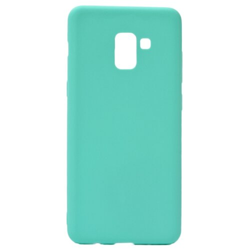 Чехол Gosso 185388W для Samsung Galaxy A8+/SM-A730F бирюзовый