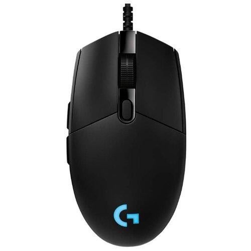 Мышь Logitech G Pro Hero, черный
