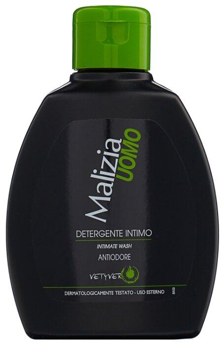 Malizia Гель для интимной гигиены Vetyver, 200 мл