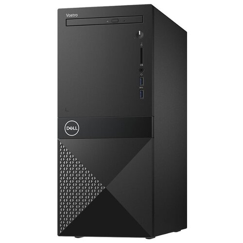 Настольный компьютер DELL Vostro 3671 MT (3671-2264) Intel Core i5-9400/8 ГБ/1 ТБ HDD/Intel UHD Graphics 630/Windows 10 Pro черный