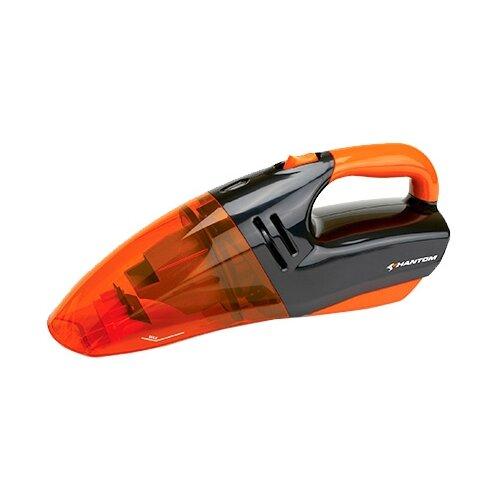 Пылесос автомобильный PHANTOM PH2001, серый/оранжевый
