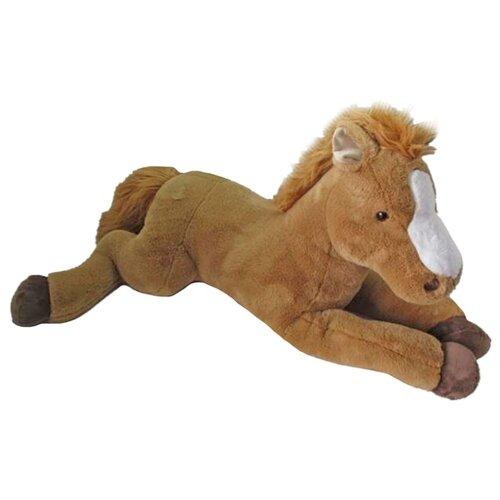 цена на Мягкая игрушка Fluffy Family Лошадка 80 см