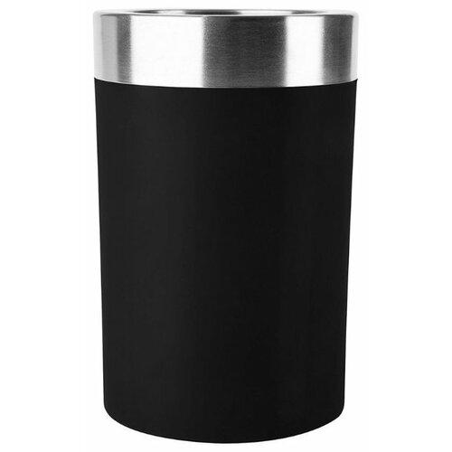 Ведерко для льда EMSA Thermo черный/стальной фляжка для питья детская 0 4л emsa