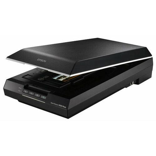 Сканер Epson Perfection V600 Photo черный