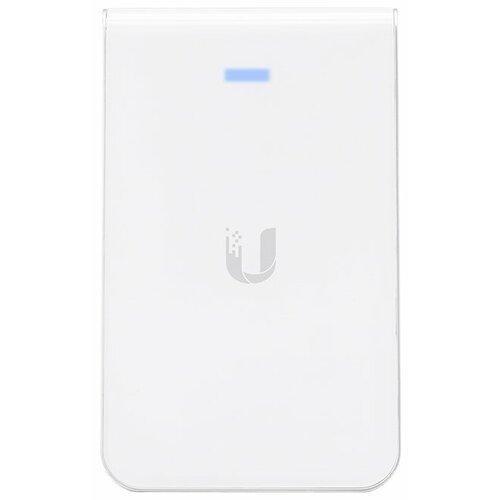 Фото - Wi-Fi точка доступа Ubiquiti UAP-AC-IW, белый wi fi точка доступа ubiquiti unifi ac lite белый