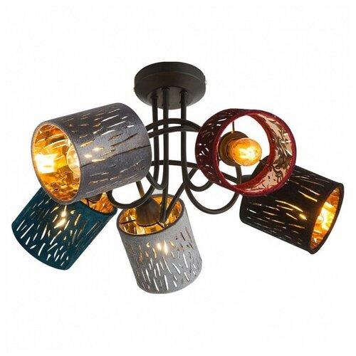 Люстра Globo Lighting Ticon 15266-5D, E14, 125 Вт