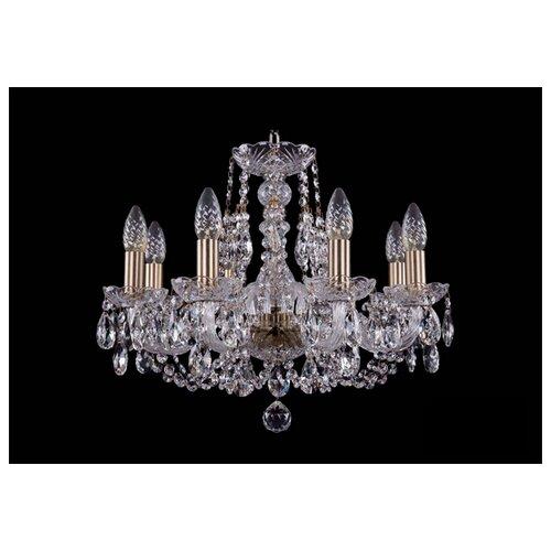 Люстра Bohemia Ivele Crystal 1406 1406/8/160/Pa, E14, 320 Вт подвесная люстра 1406 8 141 pa