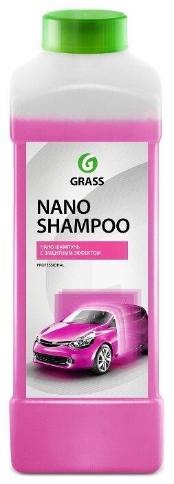 GraSS Автошампунь для ручной мойки Nano Shampoo