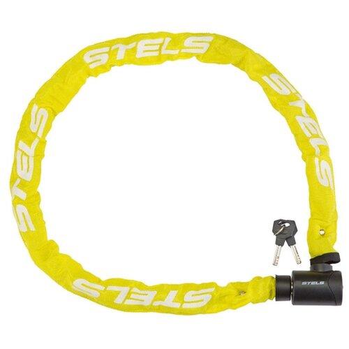 Велозамок STELS 85803 желтыйЗамки<br>