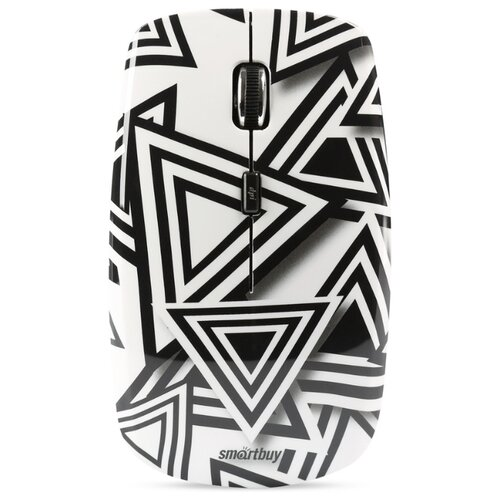 Мышь SmartBuy SBM-327AG-D-FC Black-White USBМыши<br>