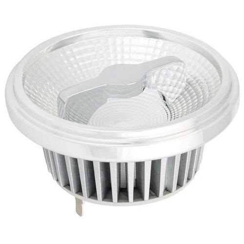 цена на Лампа светодиодная Arlight AR111-FORT-G53-12W-DIM Day4000, G53, 12Вт