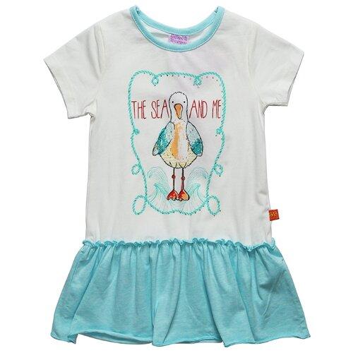 Платье Sweet Berry размер 86, белыйПлатья и юбки<br>