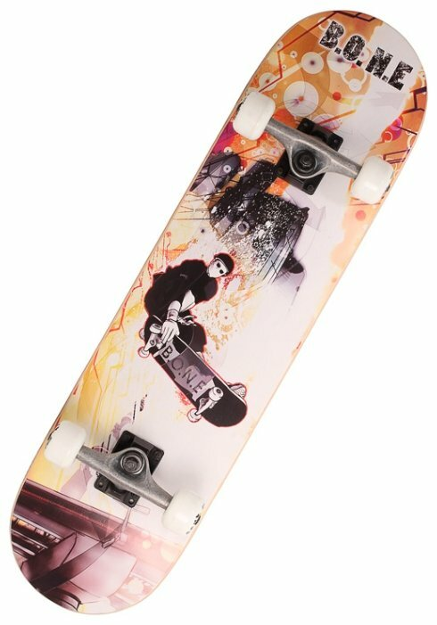 Скейтборд B.O.N.E. Skaterboy