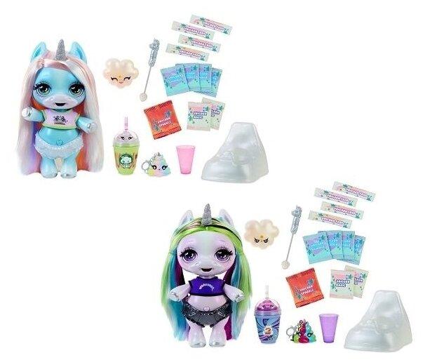 Игровой набор MGA Entertainment Poopsie Surprise Unicorn Slime 555995, Единорог Фиолетовый