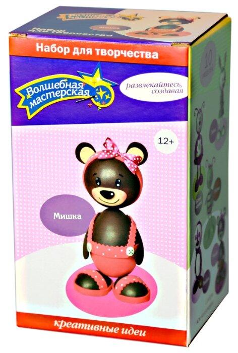 Волшебная Мастерская Создай куклу Мишка (К007)