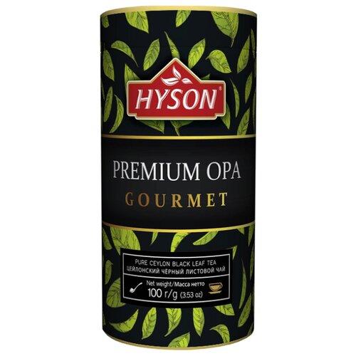 Чай черный Hyson Premium OPA , 100 г цена 2017