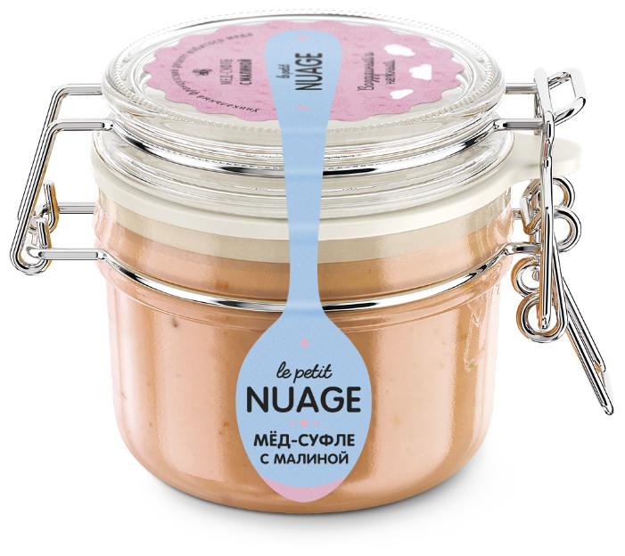 Крем-мед Le Petit Nuage с малиной