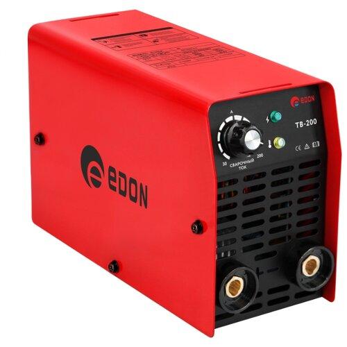 цена на Сварочный аппарат Edon TB-200 (MMA)