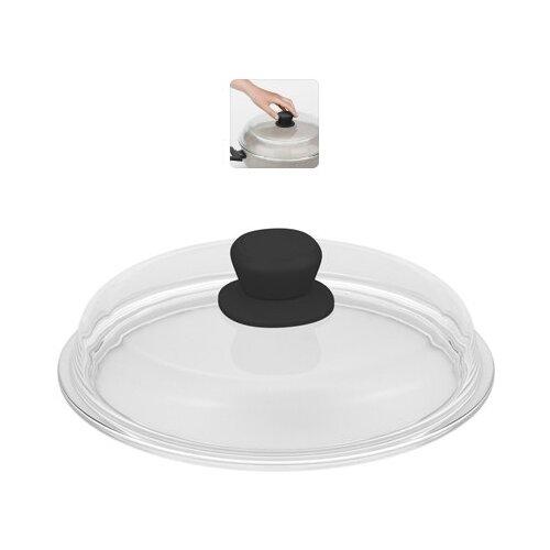 Крышка из боросиликатного стекла Gela, 24 см
