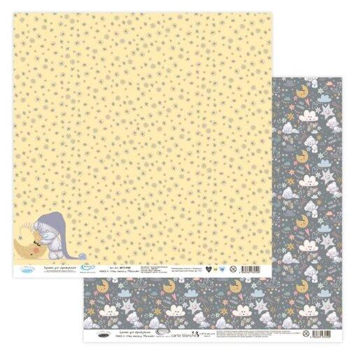 Купить Бумага Mr. Painter 30, 5x30, 5 см, 10 листов, MTY-PSR 190601 Наш малыш. Мальчик №3 бежевый/серый, Бумага и наборы
