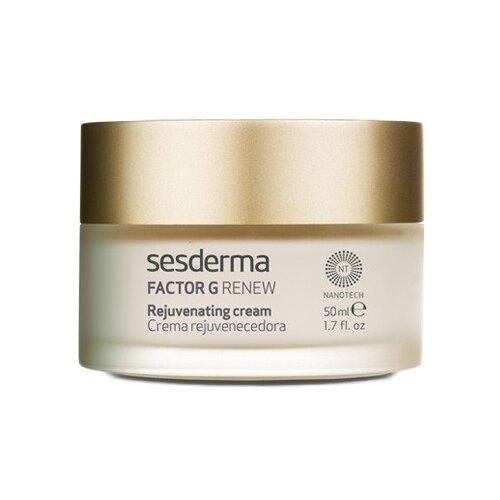 SesDerma Factor G Renew Rejuvenating cream Регенерирующий крем от морщин на лице, 50 мл фото