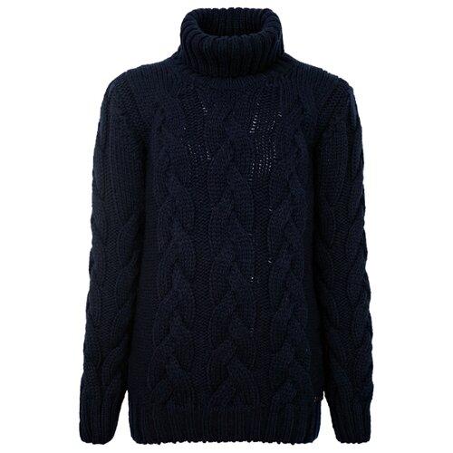 Свитер Fred Mello размер 128, синий fred mello свитер