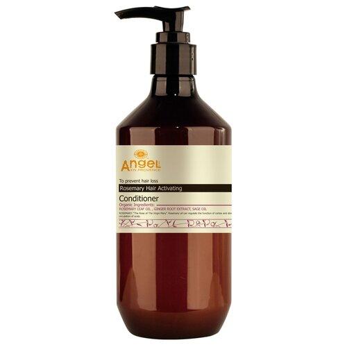 Angel Provence кондиционер Rosemary hair activating для предотвращения выпадения волос с экстрактом розмарина, 400 мл