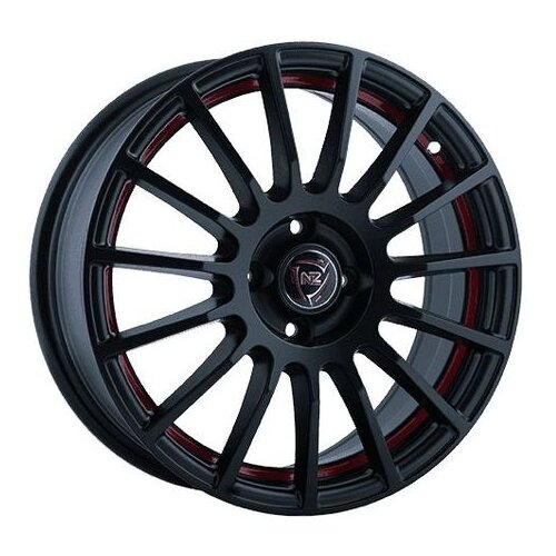 Колесный диск NZ Wheels F-23 6x14/4x98 D58.6 ET35 MBRSI nz f 40 6x14 4x98 d58 6 et35 mbrsi